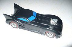 pinewood derby car batmobile