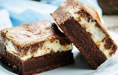 Labneli Brownie Recipe It is www. the Labneli Brownie Recipe It is www. Good Food, Yummy Food, Tasty, No Bake Desserts, Dessert Recipes, Lab, Middle Eastern Recipes, Brownie Recipes, Dessert Bars