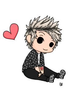 Drawing of Dalton Rapattoni