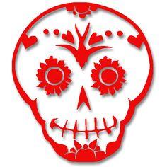 V001 - Sugar Skull