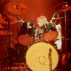 Roger Taylor Sheer Heart Attack tour