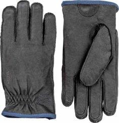 Motorrad Handschuhe Reithandschuhe Bobber schwarz gefütterte Arbeitshandschuhe
