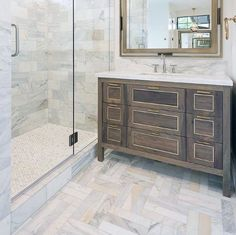 Top 60 Best Bathroom Floor Design Ideas - Luxury Tile Flooring Inspiration Best Bathroom Flooring, Small Bathroom Tiles, Modern Bathroom, Tile Flooring, Master Bathroom, Bathroom Ideas, Bathroom Furniture, Bathroom Wall, Carpet Design