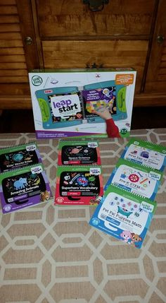Mommy's Block Party: Back to School Prep with the LeapFrog LeapStart Le... Ends 8/31