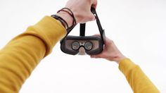 Samsung Gear VR headset selling out online - Tech Insider Virtual Reality Videos, Virtual Reality Glasses, Virtual Reality Headset, Augmented Reality, Youtube N, Vr Games, Vr Headset, Mobile Technology, Charli Xcx