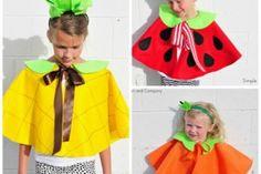 Disfraces rápidos para niñas