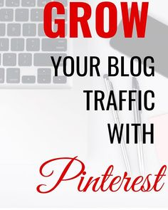 How To Grow Your Blog Traffic With Pinterest - The 5 AM Mommy Be True To Yourself, Improve Yourself, Pinterest Home Page, How To Start A Blog, How To Get, New Readers, Like Instagram, Social Platform, Pinterest Marketing
