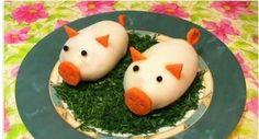 stuffed squid pigs