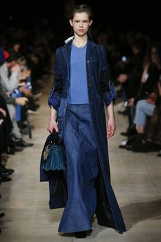 Miu Miu Fall 2016 Ready-to-Wear Fashion Show - Iris Landstra