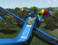 best water slide ever!!!!!
