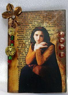 Artist Trading Card...