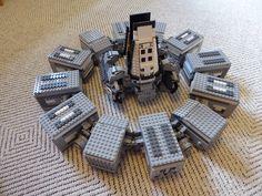 Lego Interstellar Endurance
