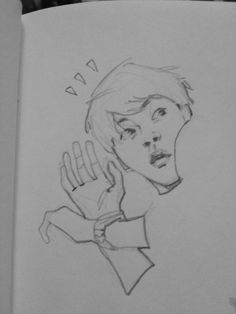 Bruh they captured his expression so well sjdjsjjsdj kpop drawings, pencil drawings, bts jin Kpop Drawings, Pencil Drawings, Fan Art, Art Du Croquis, Fanart Bts, Drawing Reference, Drawing Sketches, Drawing Tips, Drawing Tutorials