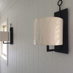 Aspen iron wall light from Visual Comfort - Circa Lighting | Photo and design by @cottonwoodinteriors