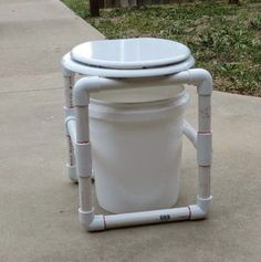 portable camping toilets for campers
