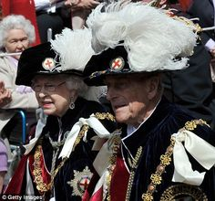 The Order of the Garter is the most senior and oldest British Order of Chivalry, founded by Edward III in 1348...limited and handed out only by the Queen..pretty exclusive club