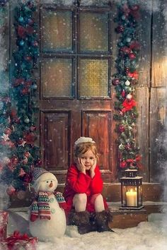 Waiting for xmas pappa