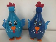Hoe plastic flessen te recyclen met deze waardevolle ideeën - The How of the . Pop Bottle Crafts, Recycled Bottle Crafts, Plastic Bottle Crafts, Diy Bottle, Recycle Plastic Bottles, Diy Crafts For Gifts, Diy Home Crafts, Crafts For Kids, Mouse Crafts