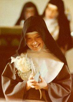 Poor Clare Nun