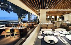 Bestial // Restaurante - C/ Ramon Trias Fargas, 2-4  08005 Barcelona, Espagne  932 24 04 07