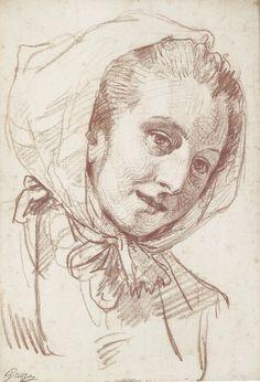 Жан-Батист Грез (Jean-Baptiste Greuze, 1725-1805, French painter) | Рисунки \2\. Обсуждение на LiveInternet - Российский Сервис Онлайн-Дневников