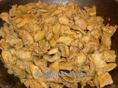 FILETTI DI CONIGLIO AL CURRY CLICCA QUI PER LA RICETTA #coniglio #curry #likefood #foodblogs http://loscrignodelbuongusto.altervista.org/filetti-di-coniglio-al-curry/