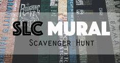 Salt Lake City Mural Scavenger Hunt