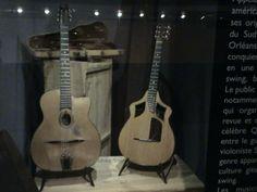 Djangos Selmer no. Gypsy Jazz Guitar, Ferret, Acoustic Guitar, Axe, Violin, Musicals, Music Instruments, Vintage, Musical Instruments