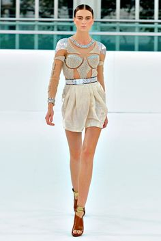 Sass & Bide - Pret A Porter - London Fashion Week 2012 - Spring Summer