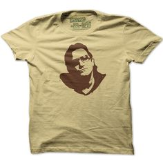 Bono T-Shirt | U2 Tee-Multiple Colors and Styles-- $20.00