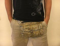 Bolso de Cadera Riñonera Bandolera de diseño: Unisex por CAOMKA