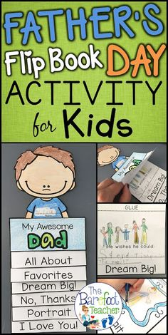 Arts And Crafts With Paper Diy Father's Day Gifts Easy, Father's Day Diy, Fun Gifts, Kids Writing, Writing Practice, Father's Day Activities, Activity Days, Holiday Activities, Writing Activities