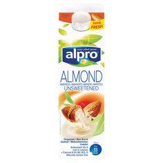 Alpro Amandeldrink fresh ongezoet 1 l online bestellen | AH.nl