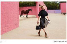 Lea Seydoux Louis Vuitton 2016 Ad Campaign