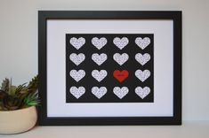 Hey, I found this really awesome Etsy listing at https://www.etsy.com/listing/215879984/paper-heart-art-lyric-hearts-first-dance