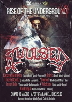 Rise of the underground vol. III : Avulsed !