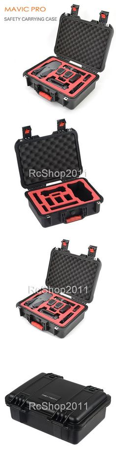 Other RC Parts and Accs 182213: Pgytech Safety Carrying Case For Dji Mavic Pro Camera Drone Accessories Fpv Rc -> BUY IT NOW ONLY: $94 on eBay!