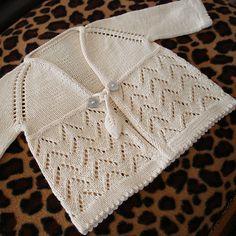 "Little Sweater ""Helena Cardigan"""