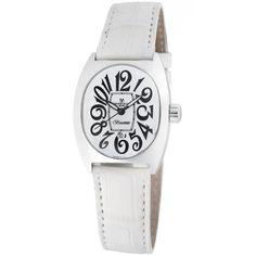 Montres De Luxe Women's 'Bisanzio' Strap Watch