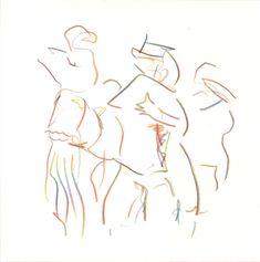 Tango Am See. MW 2020 Tango, Original Art, Drawings, Painting, Painting Art, Sketches, Paintings, Drawing, Painted Canvas
