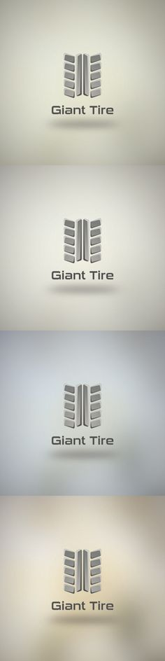 #giant #tire #mechanics #automobile #car #shop #store #logo #auto cost: $200 or make an offer  I was inspired from the hook of one big truck tire. Each colors and shapes are editable just contact with me at ikdesigns@abv.bg