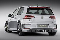 Volkswagen Golf R400 Concept