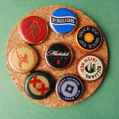 The Daily Targum :: Do-It-Yourself: Bottle Cap Coasters