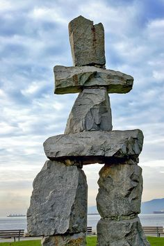 Inukshuk by Perl Photography, via Flickr