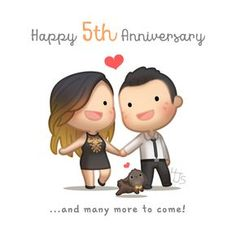 Here you'll find the commision artworks that was drawn for some of the many awesome couples and supporters of HJ-Story! Check out more commissions at the commisisons page! Anniversary Quotes For Husband, Anniversary Wishes For Couple, Happy Anniversary Cards, Anniversary Funny, Husband Quotes, Cute Love Pictures, Love Images, Happy Birthday Funny, Birthday Wishes