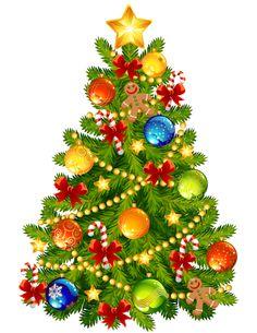 Christmas Tree Images, Christmas Tree Themes, Noel Christmas, Christmas Clipart, Christmas Printables, Christmas Pictures, Xmas Tree, Vintage Christmas, Christmas Crafts
