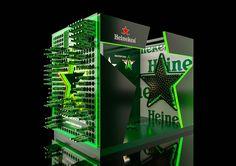 Heineken POSM on Behance