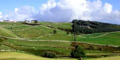 A typical Irish landscape on the Ireland trip on the west coast. #irland http://nicolos-reiseblog.de/irland-rundreise-galway-mayo-und-sligo-teil-1/ #ireland #travel #reisen