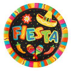 Fiesta: Plate