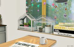 Sims 4 CC's - The Best: IKEA SOCKER & PS 2014 Greenhouse by MXIMS